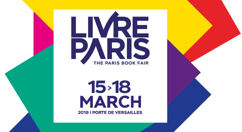 Livre Paris Book Fair Is Here Graspo Cz A S
